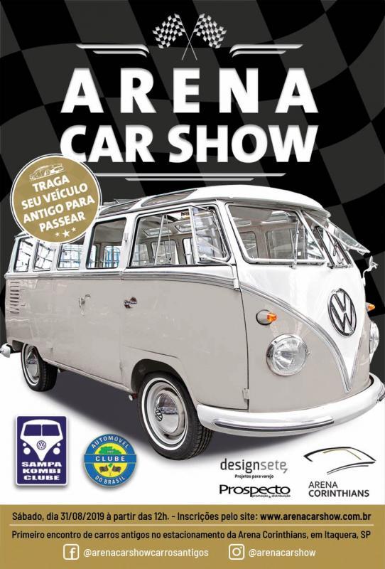 ARENA CAR SHOW