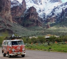 The Most Remote Places to Visit With Your VW Bus