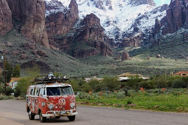 Remote VW Bus