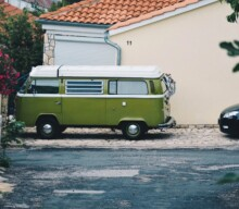 The Search for the Poet's VW Bus