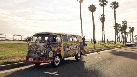 VW Buses & Vagabonds: A Love Story