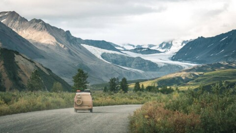 The 5 Most Iconic VW Bus Trips