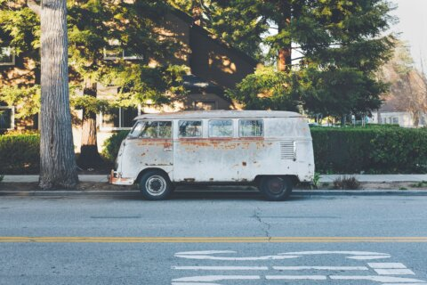 Rust on Your VW Bus